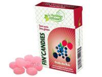 Fin'candies Bonbon Sans Sucre Fruits Des Bois B/20 à LEVIGNAC