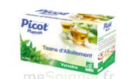 Picot Maman Tisane D'allaitement Verveine 20 Sachets à LEVIGNAC