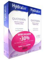 Hydralin Quotidien Gel Lavant Usage Intime 2*200ml à LEVIGNAC