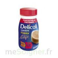 Delical Boisson Hp Hc Concentree Nutriment Café 4bouteilles/200ml à LEVIGNAC