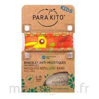 Para'kito Kids Bracelet Répulsif Anti-moustique Toucan à LEVIGNAC