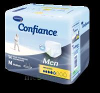 Confiance Men Slip Absorbant Jetable Absorption 5 Gouttes Medium Sachet/14 à LEVIGNAC