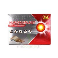 Nurofenplast 200 Mg Emplâtre Médic 4sach à LEVIGNAC