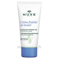 Crème Fraiche® De Beauté - Masque Hydratant 48h Et Anti-pollution50ml à LEVIGNAC