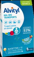 Alvityl Sucette Mal Des Transports B/10 à LEVIGNAC