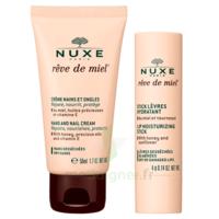 Rêve De Miel Crème Mains Et Ongles + Stick Lèvres Hydratant à LEVIGNAC