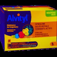 Alvityl Resist Solution Buvable 8 Fioles à LEVIGNAC