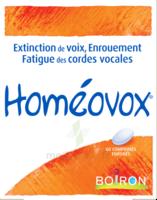Boiron Homéovox Comprimés à LEVIGNAC