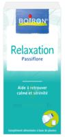 Boiron Relaxation Passiflore Extraits De Plantes Fl/60ml à LEVIGNAC