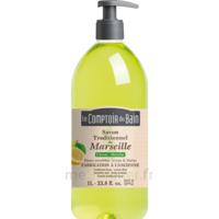 Savon De Marseille Liquide Citron-menthe 1l à LEVIGNAC