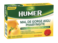 Humer Pharyngite Past Mal De Gorge Baies Sauvages à LEVIGNAC