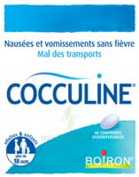 Boiron Cocculine Comprimés Orodispersibles B/40 à LEVIGNAC